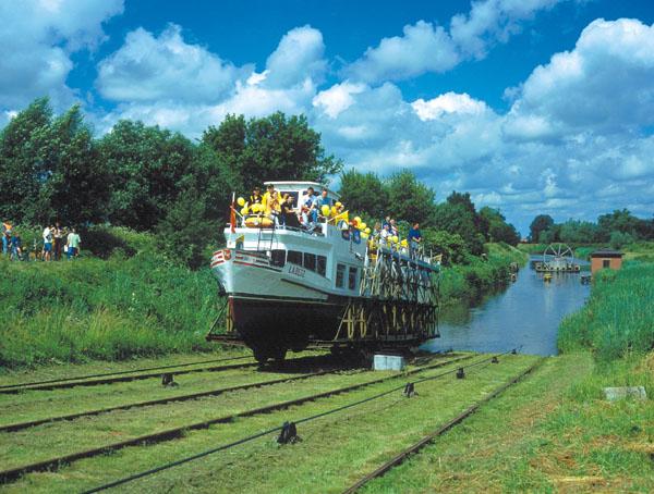 Elblag Canal Poland