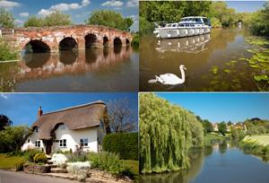 Avon Navigation - Strensham to Bidford