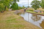 Montgomery Canal at Frankton Locks