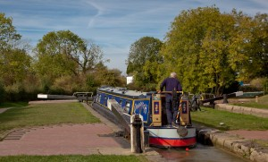 Hillmorton Locks no 4, Rugby