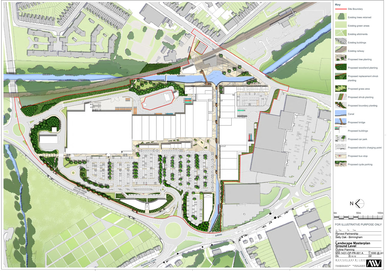 Sainsbury S Selly Oak Development Gets Outline Planning