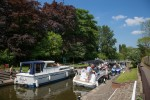 Romney Lock to the east of Windsor town.