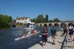 Regatta centre at Maidenhead Rowing Club.