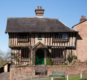 The Old School House, Dark Lane, Kinver - late 16th century.