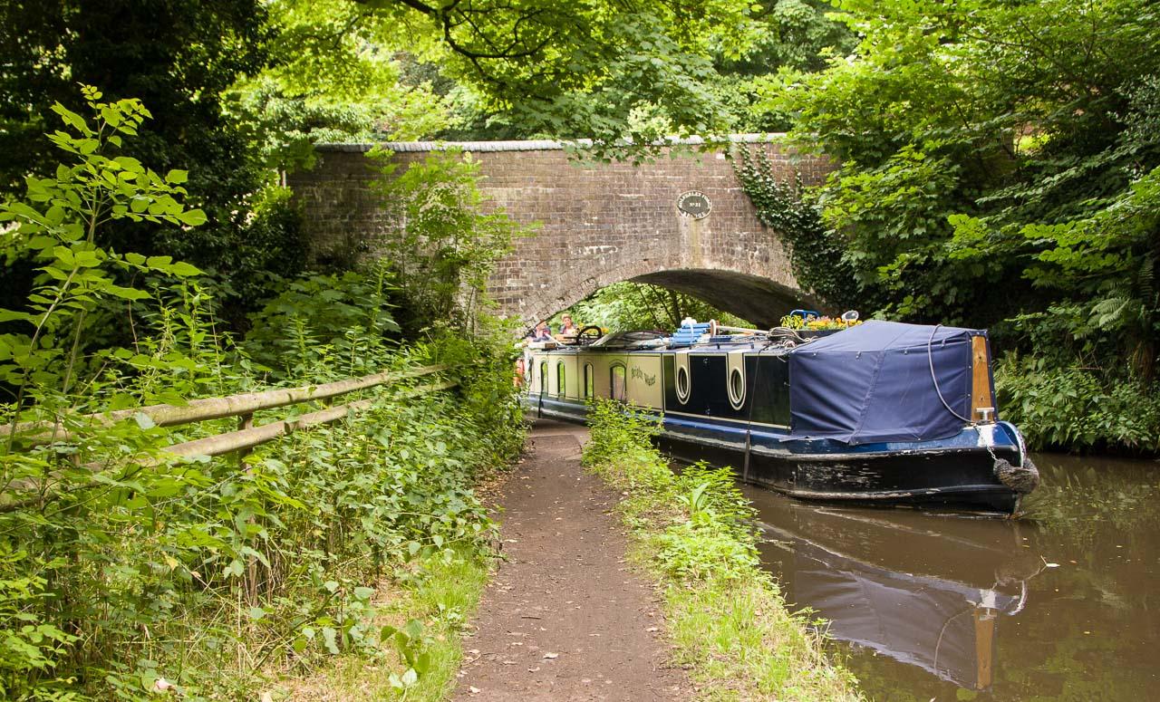 Wolverley Forge Bridge 21.